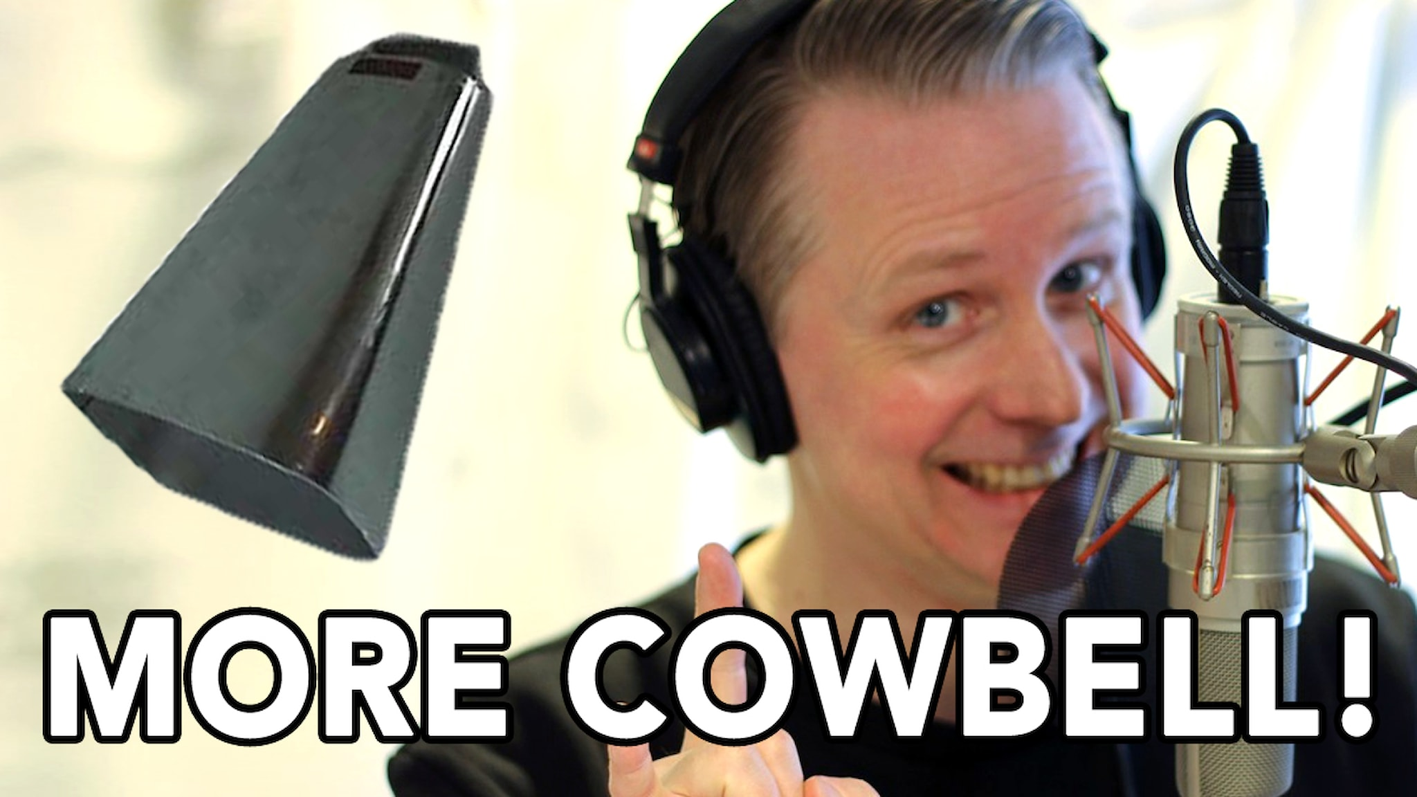 Pelle gillar cowbell