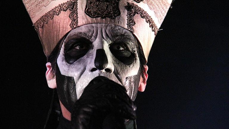 Papa Emeritus III i Ghost