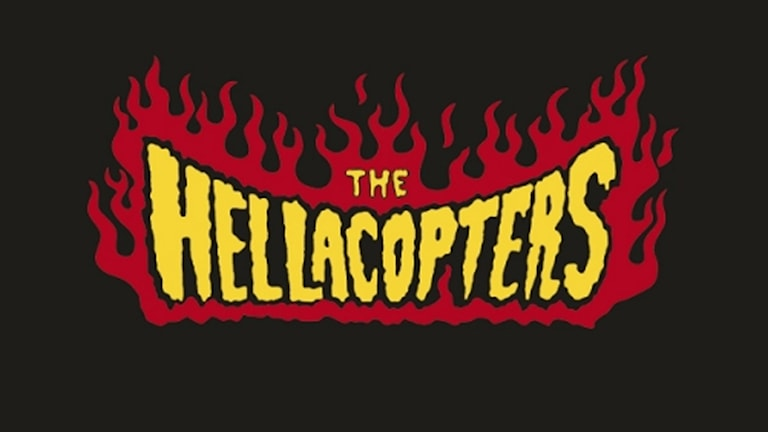 the Hellacopters logga