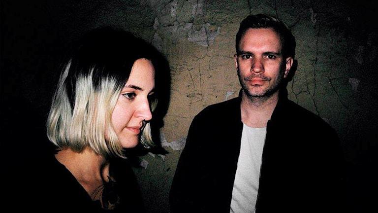 Johanna Knutsson och Hans Berg
