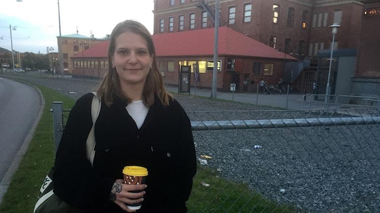 Maja Milner från Makthaverskan