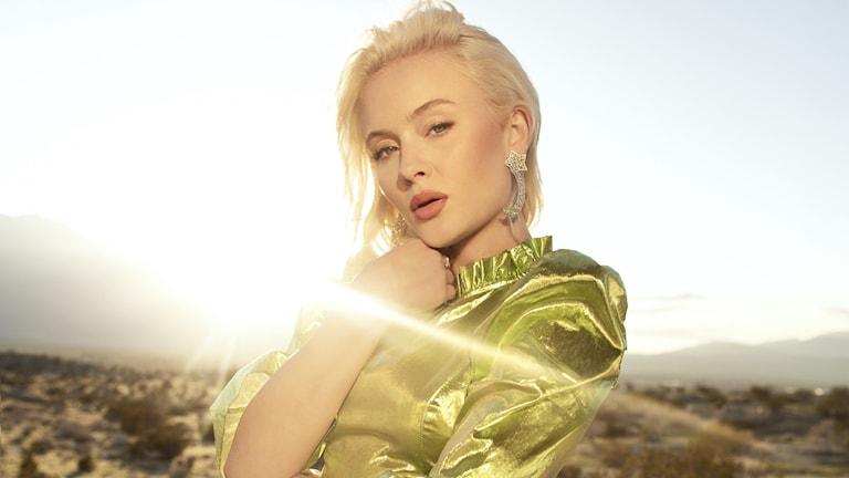 Zara Larsson gästar Kygo och Tyga