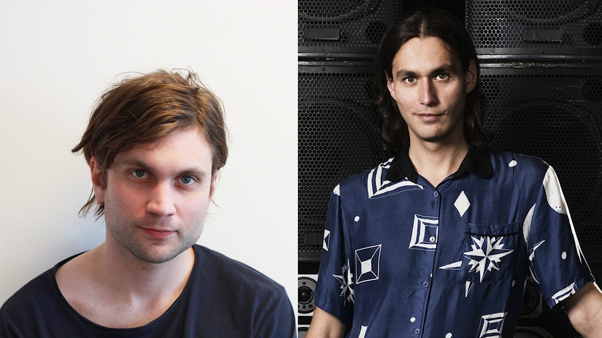 Pontus Andersson och Samir Yousfi