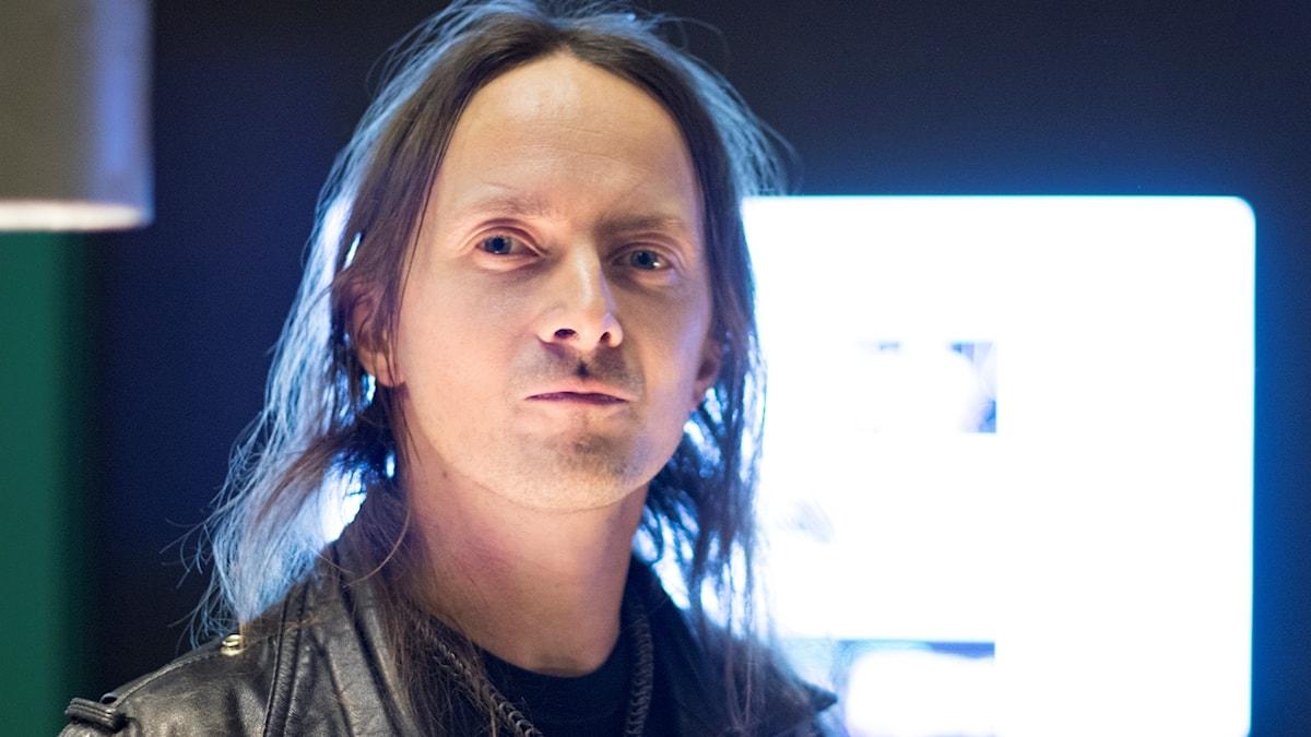 Erik Danielsson i Watain