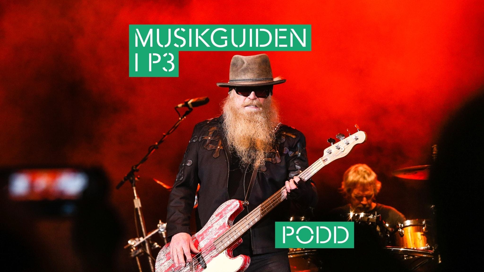 Musikguiden i P3s podd om hårdrock