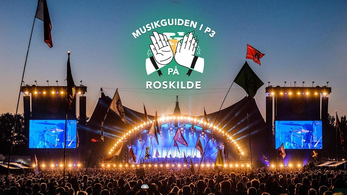 Musikguiden i P3 på Roskilde 2019