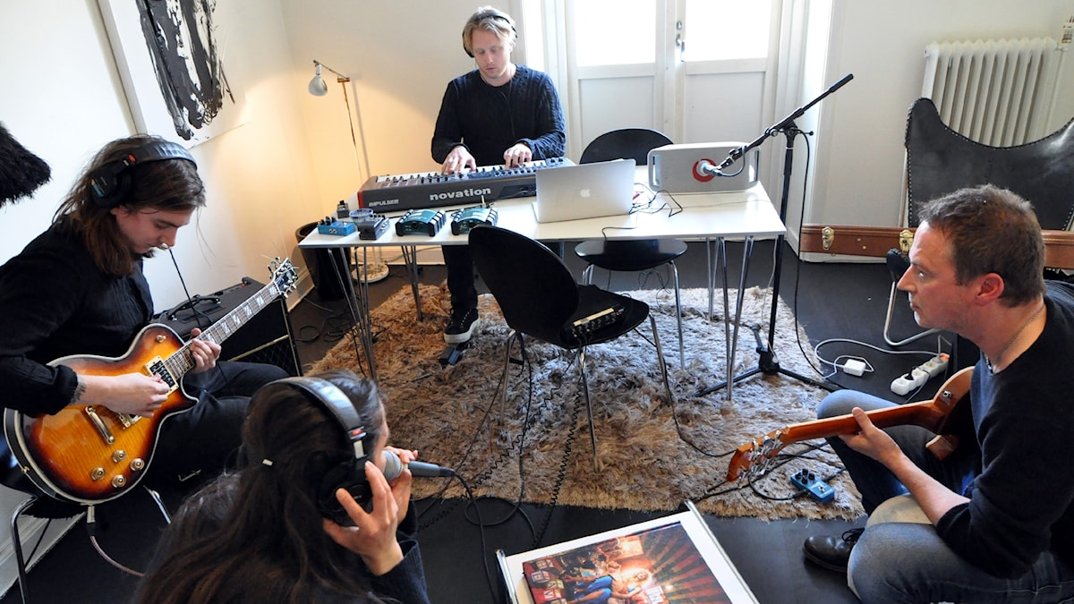 Tracy Irve i Musikguiden i P3