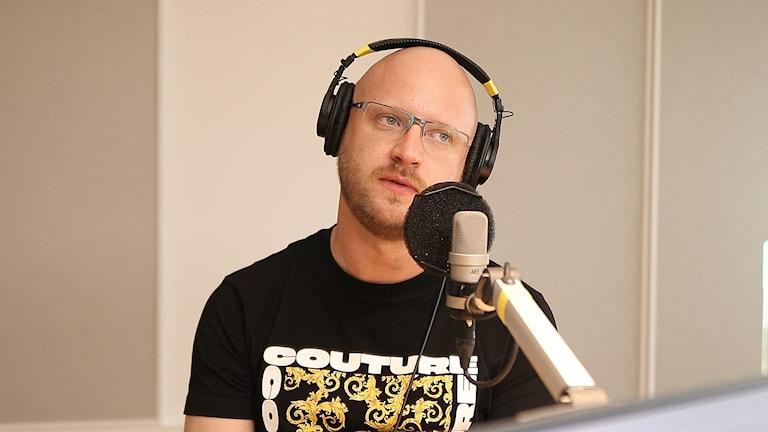 Musikproducenten Viktor Ax