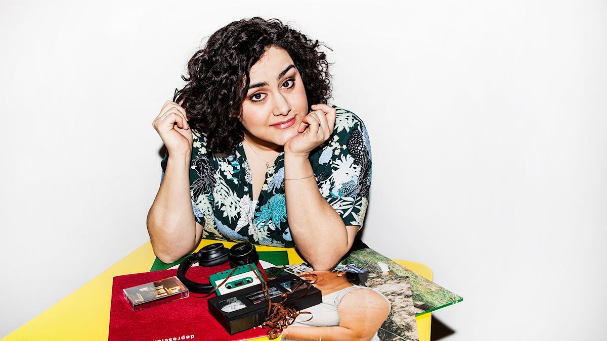 Tina Mehrafzoon, programledare på Musikguiden i P3