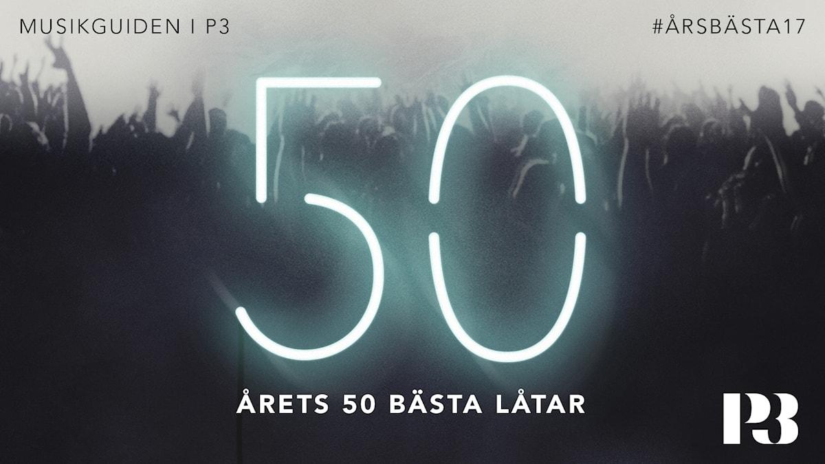 Musikguiden i P3 Årsbästa 2017