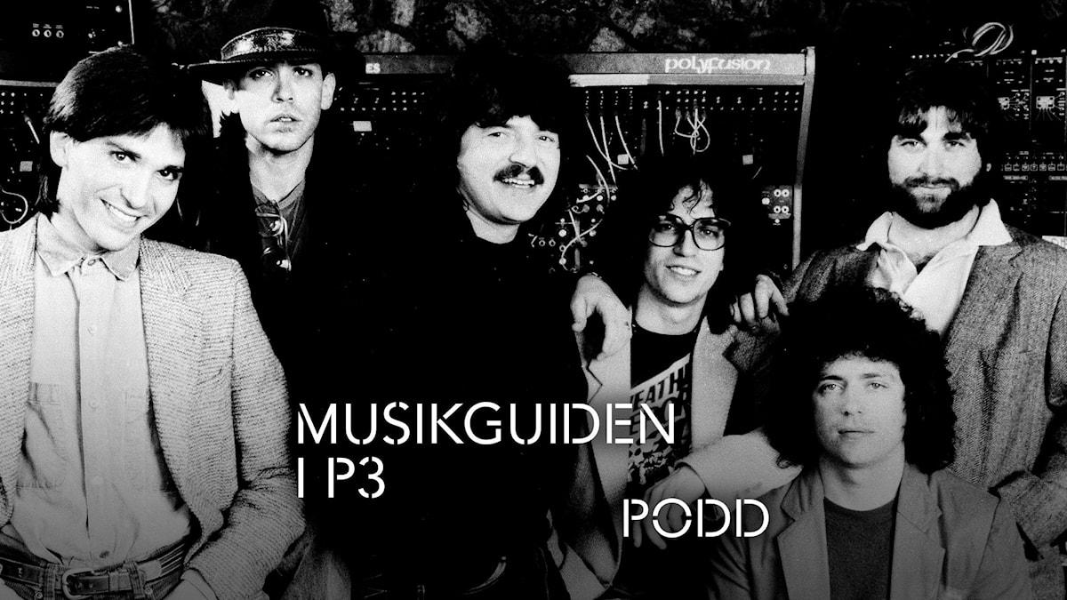 Toto viral Musikguiden i P3 podd