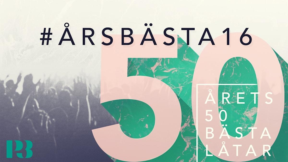 Musikguiden i P3 Årsbästa 2016