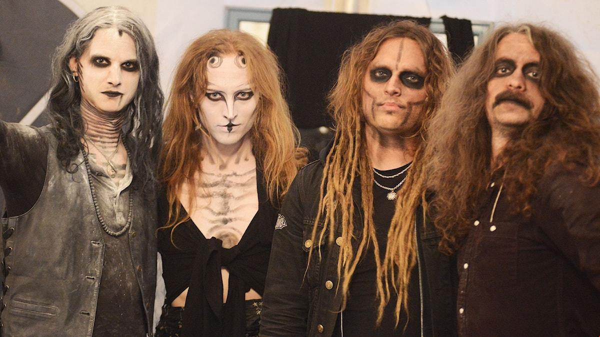 Tribulation Sweden Rock Festival