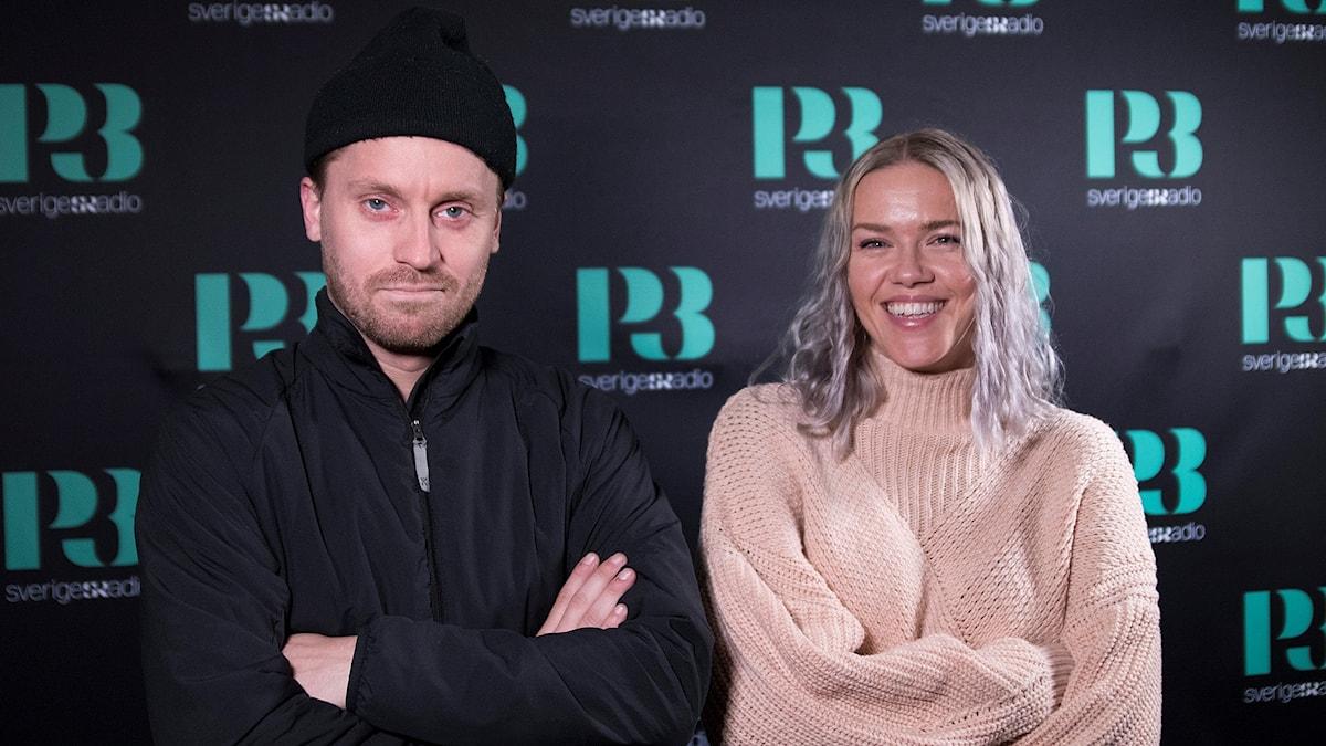 Oskar Sikow och Ana Diaz i Snow Culture