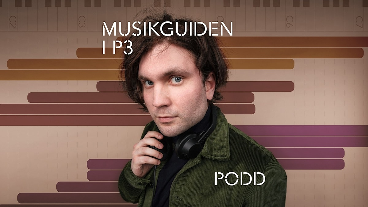 Pontus Andersson - Musikguiden i P3: Podd