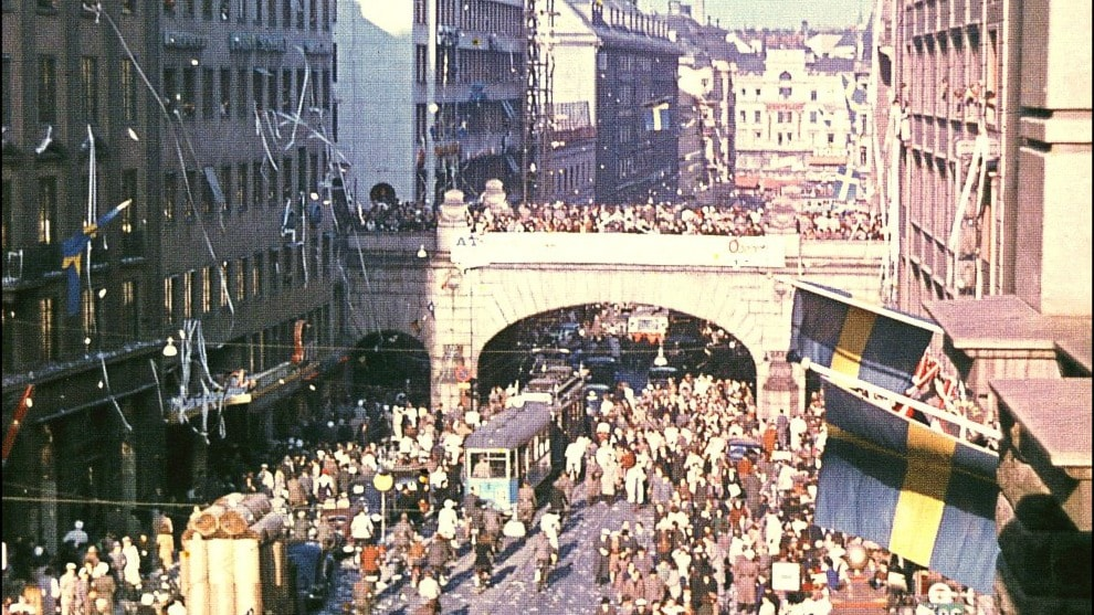 Freden i Europa 75 år