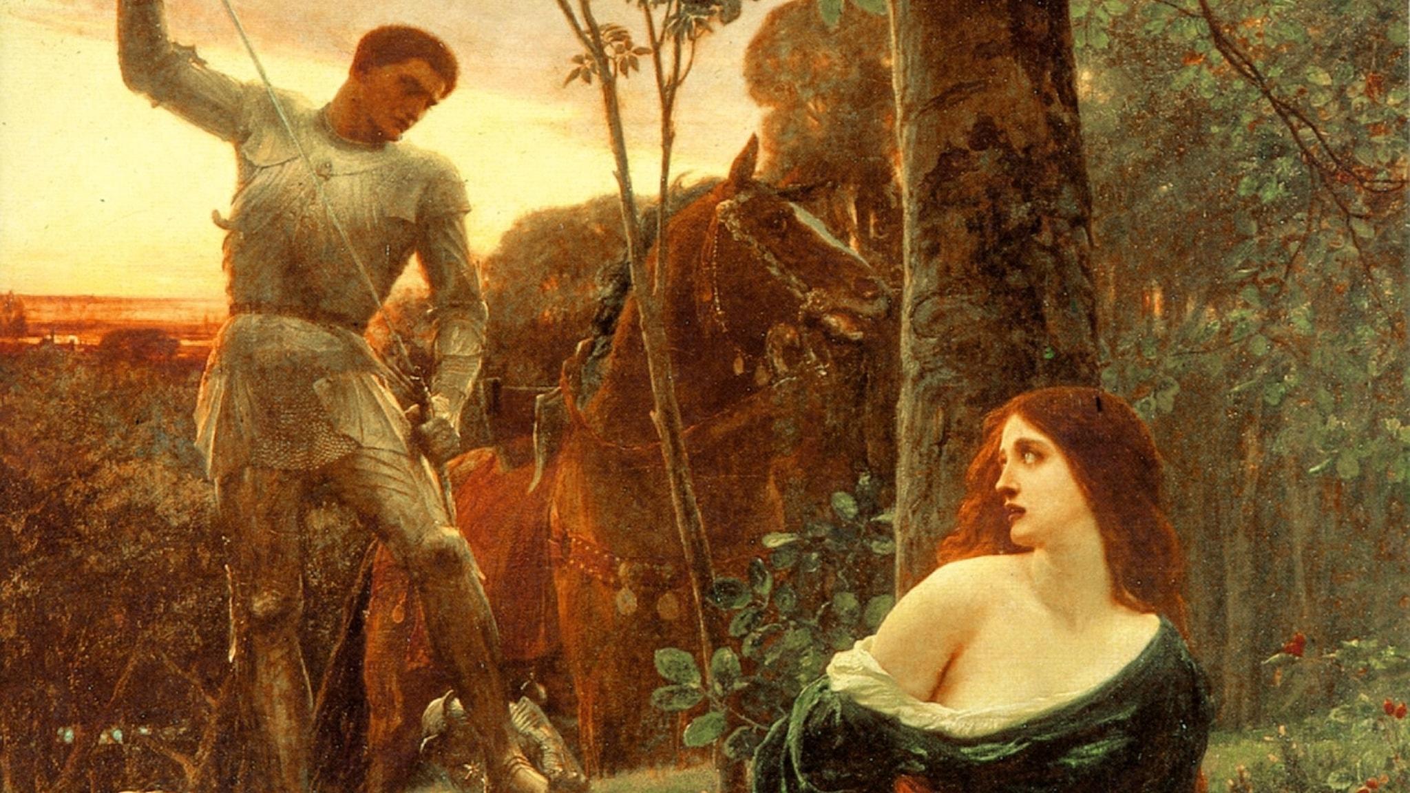 Hur hittar historieintresserade kärleken?