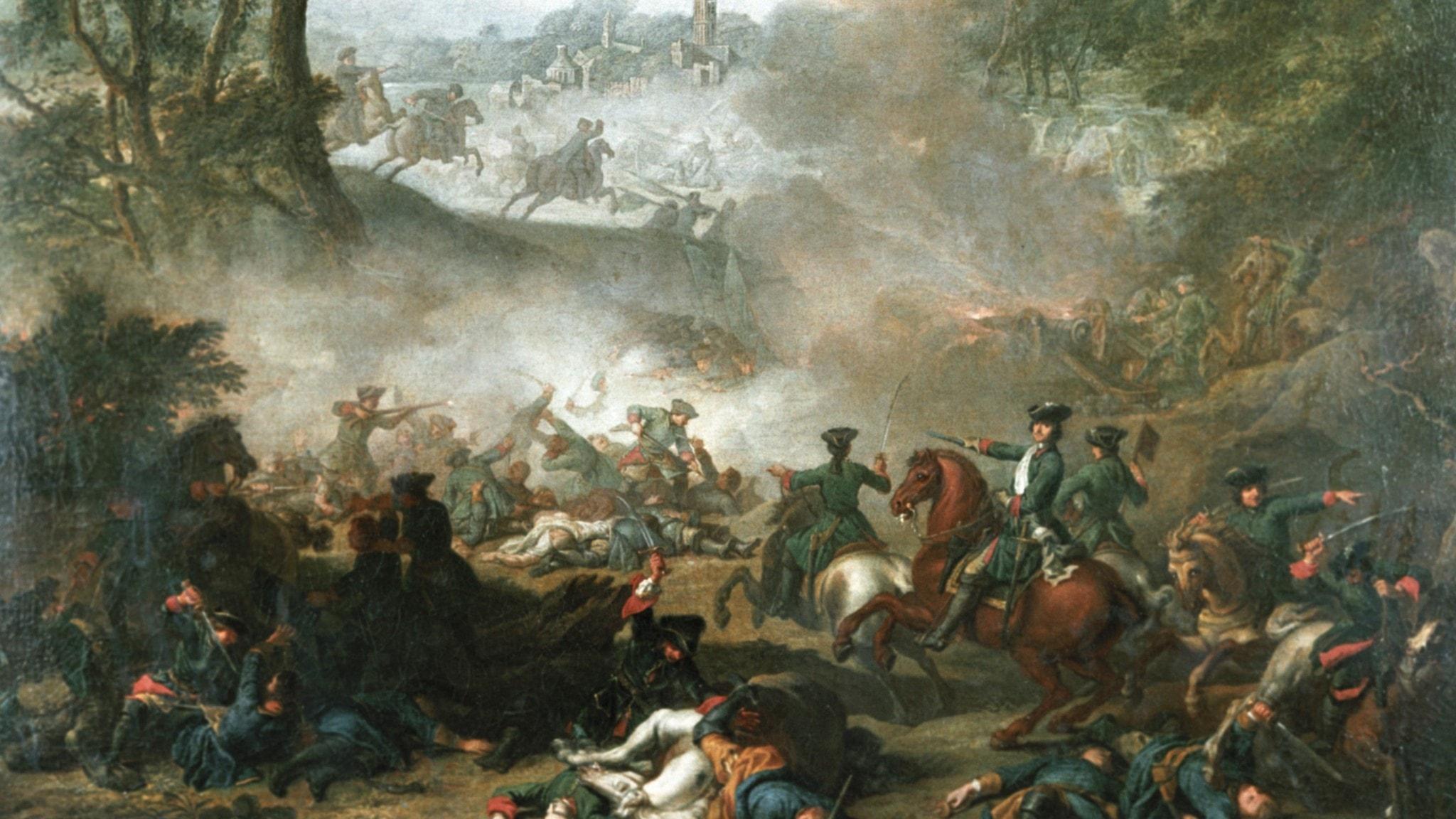 Kanske liknade Slaget vid Selånger det mer kända slaget vid Lesna, fast i mindre skala.