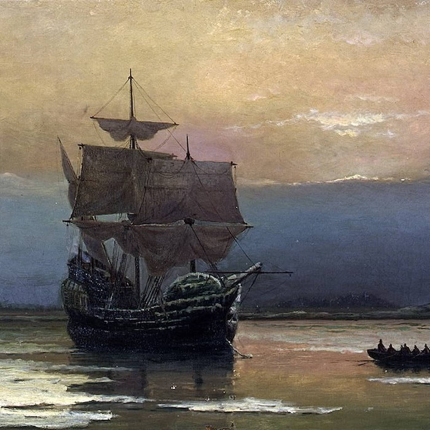 Mayflower skapade Amerika