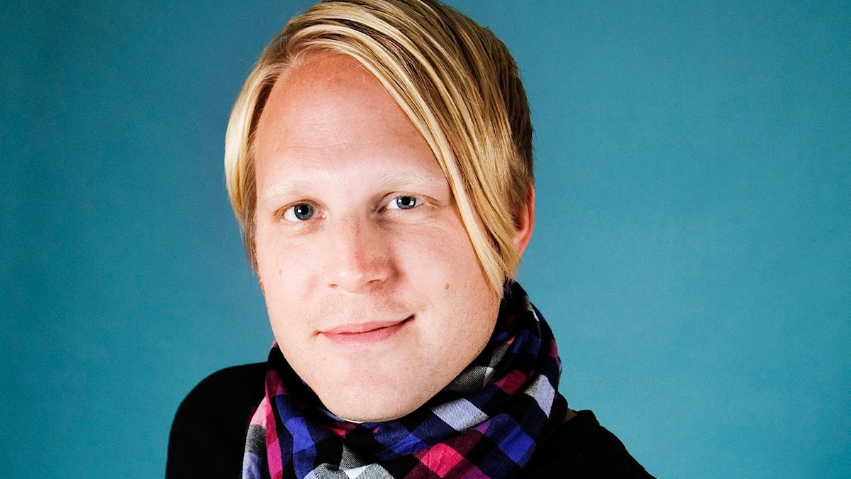 Tobias Svanelid Foto: Sveriges Radio