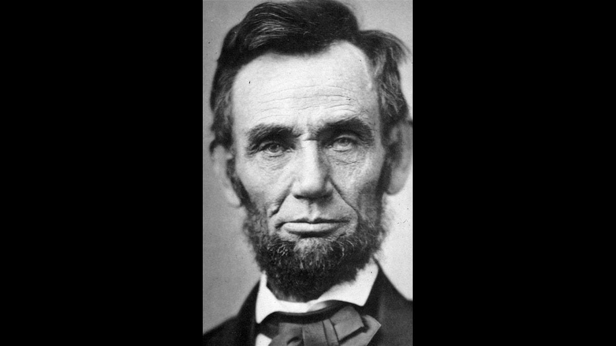 President Lincoln 1863. Foto: Alexander Gardner/AP