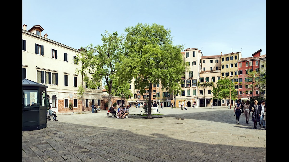 Venedigs getto