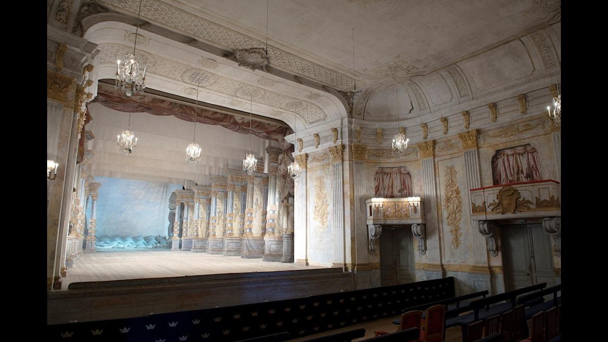 Drottningholms slottsteater fyller 250 år i år.