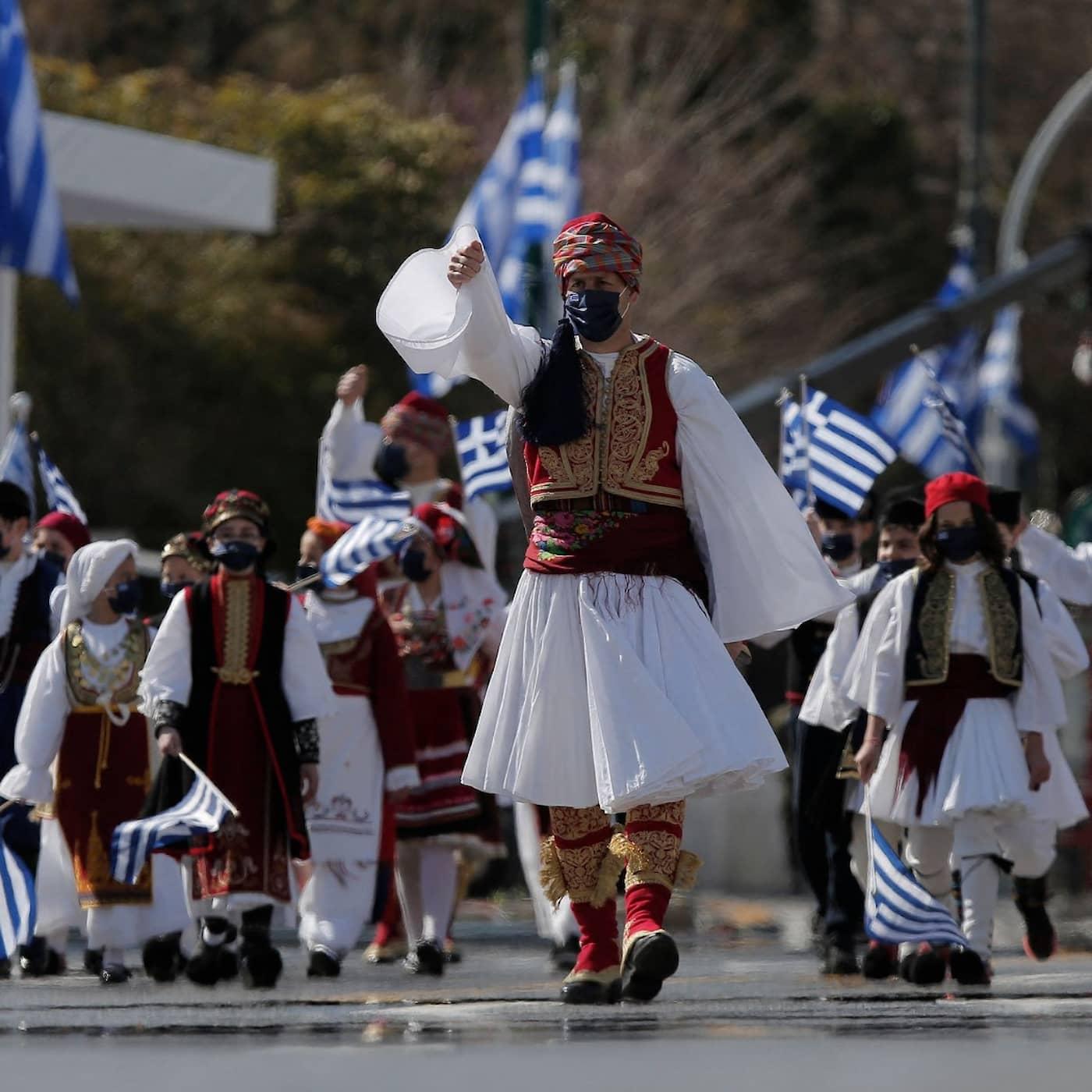 Så befriade antiken Grekland