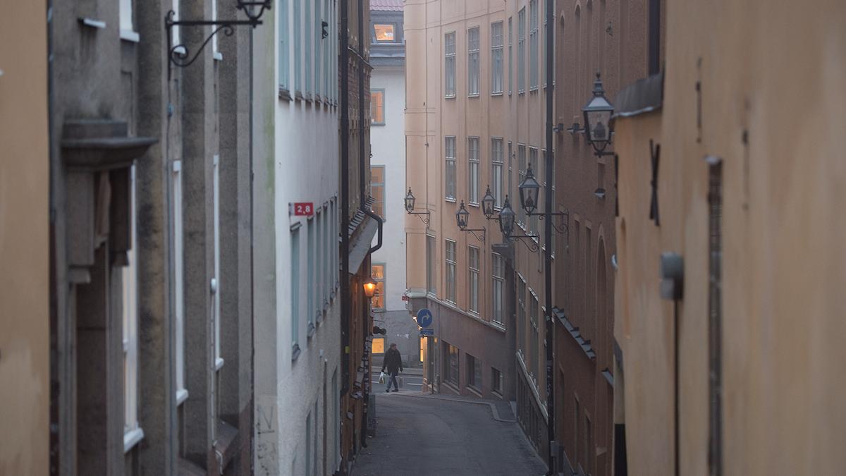 Söders ruffiga gator var hem för stenkastare och kväsare.