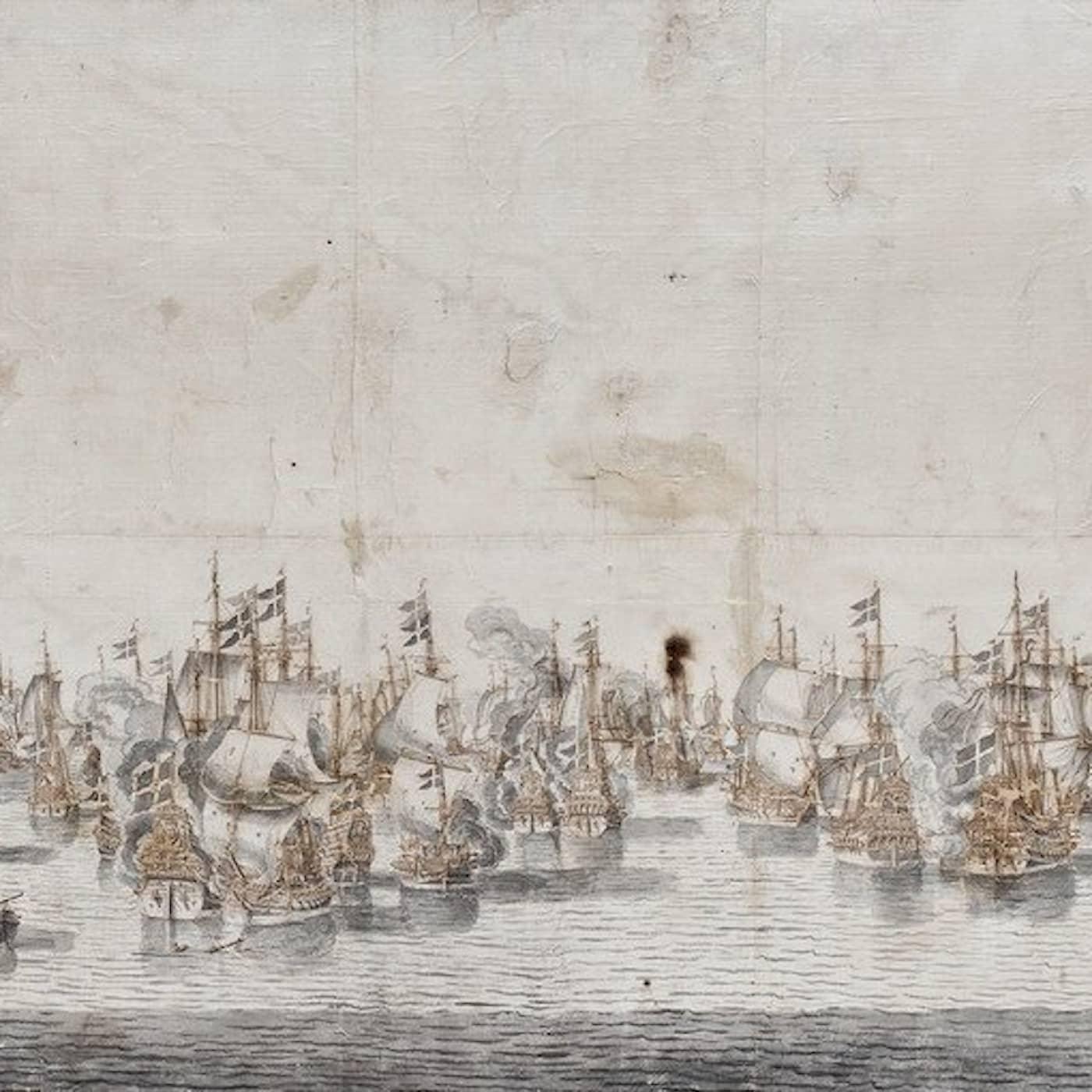 Jakten på den glömda krigsflottan