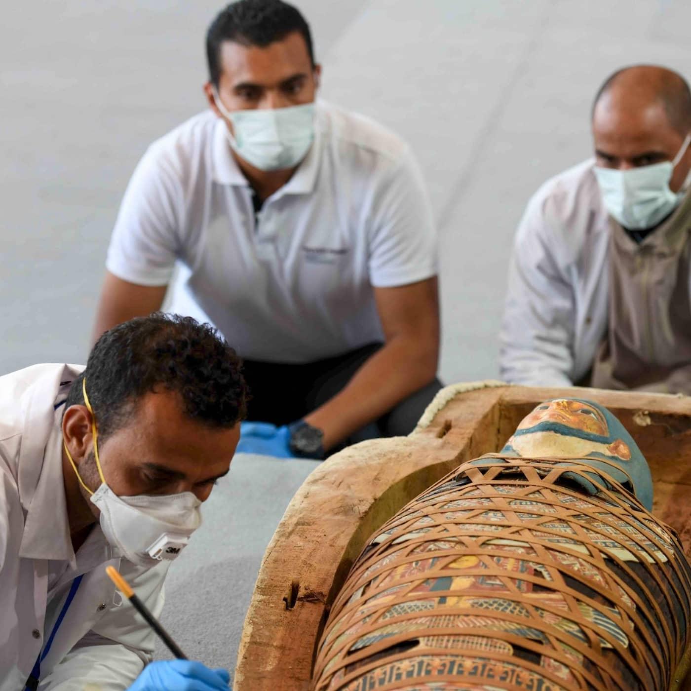 Mumier som medicin