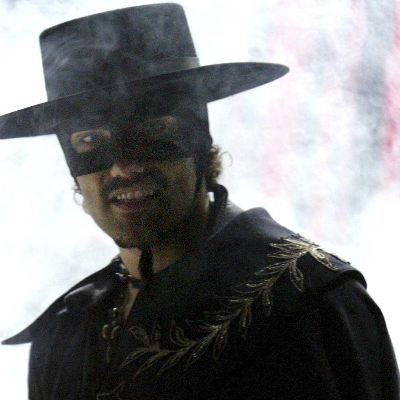 Har Zorro, Haddock och Ben Hur funnits?