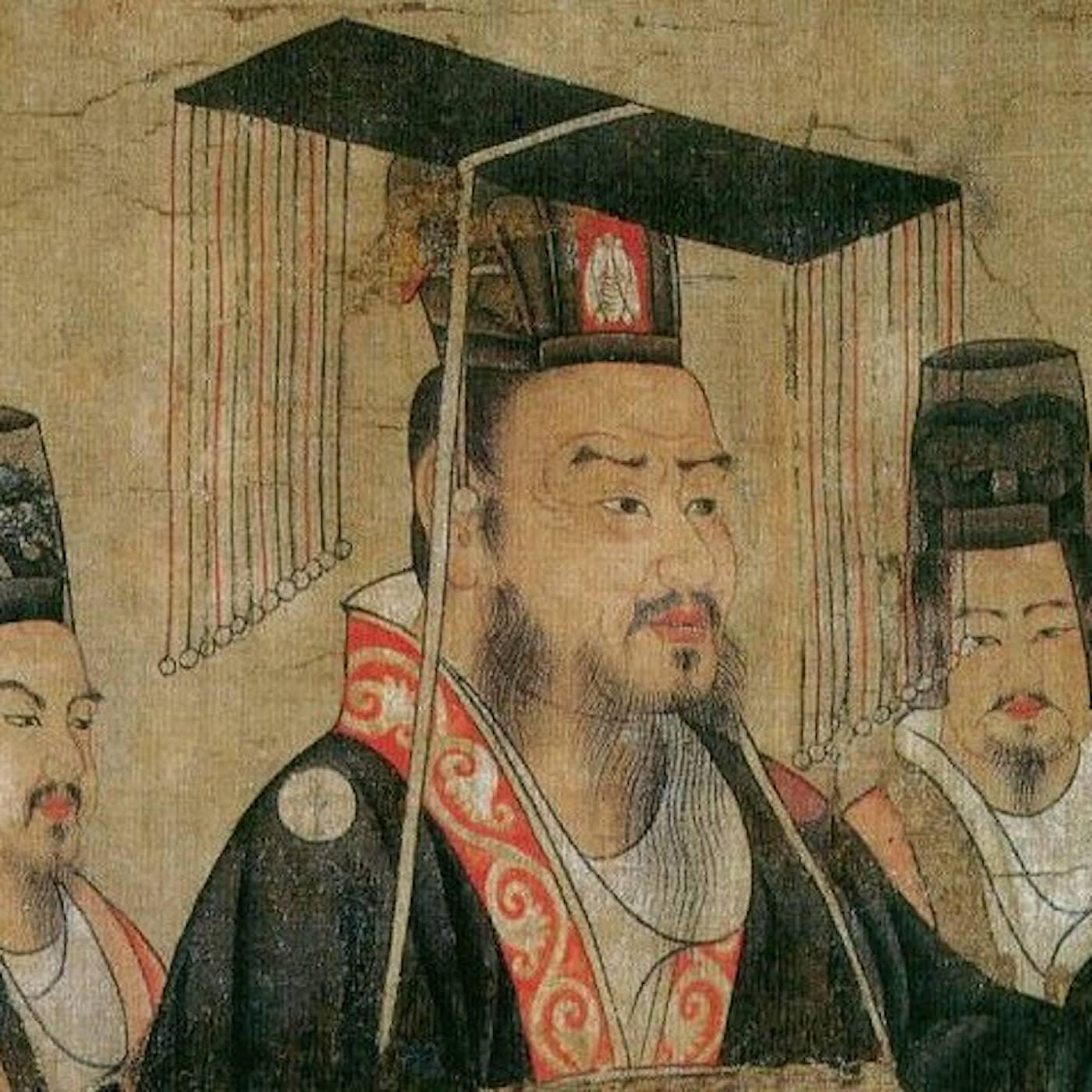 De tre kungadömenas tid
