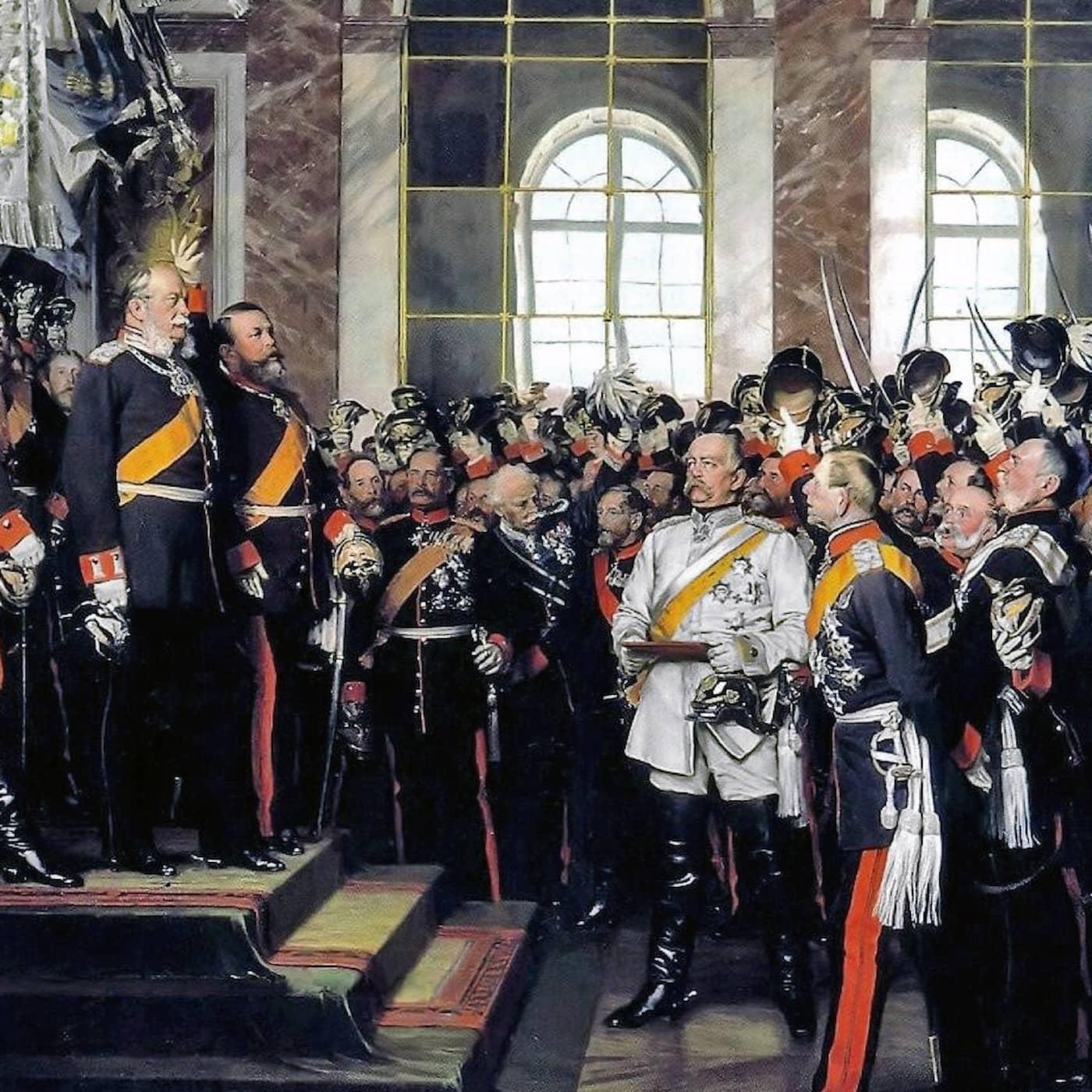 När Tyskland föddes