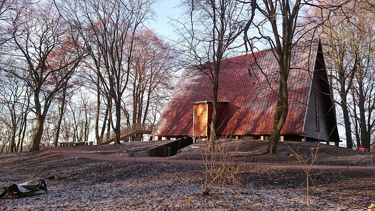 Kata gård i Varnhem.