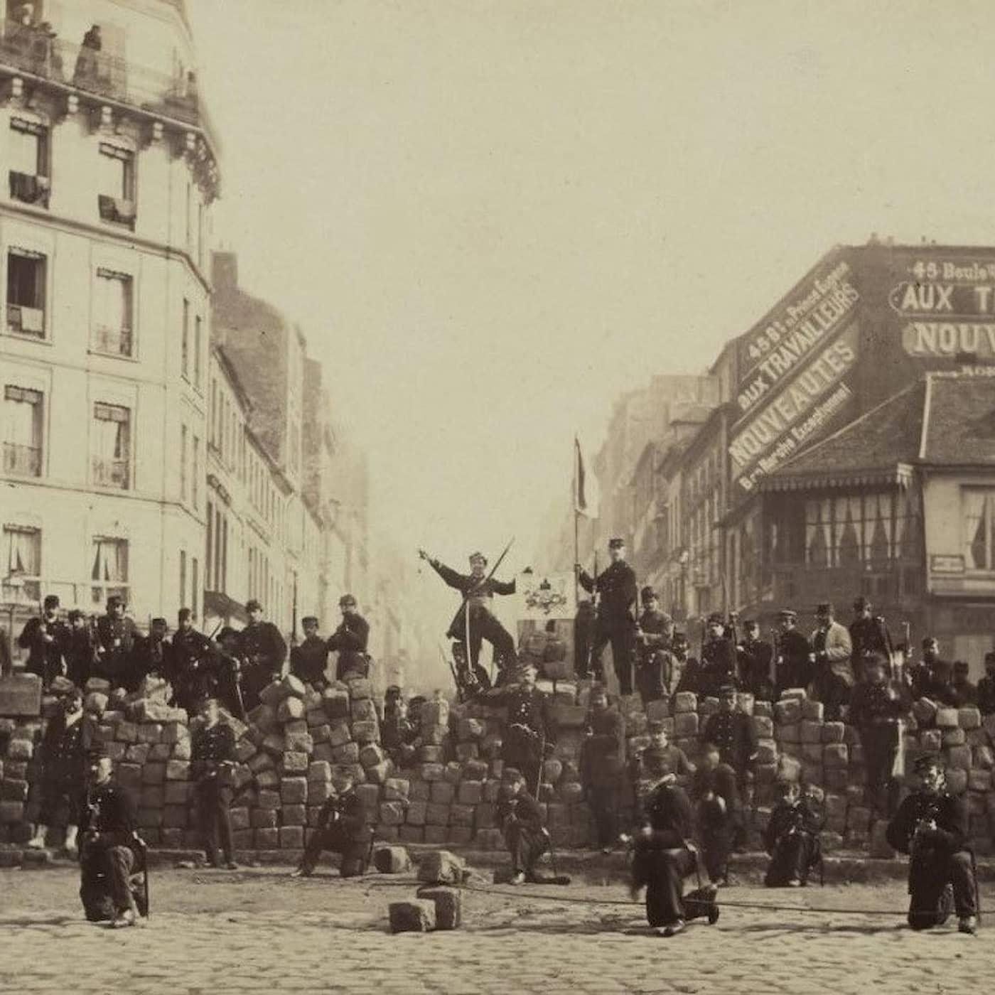 Pariskommunen – socialismens blodiga experiment