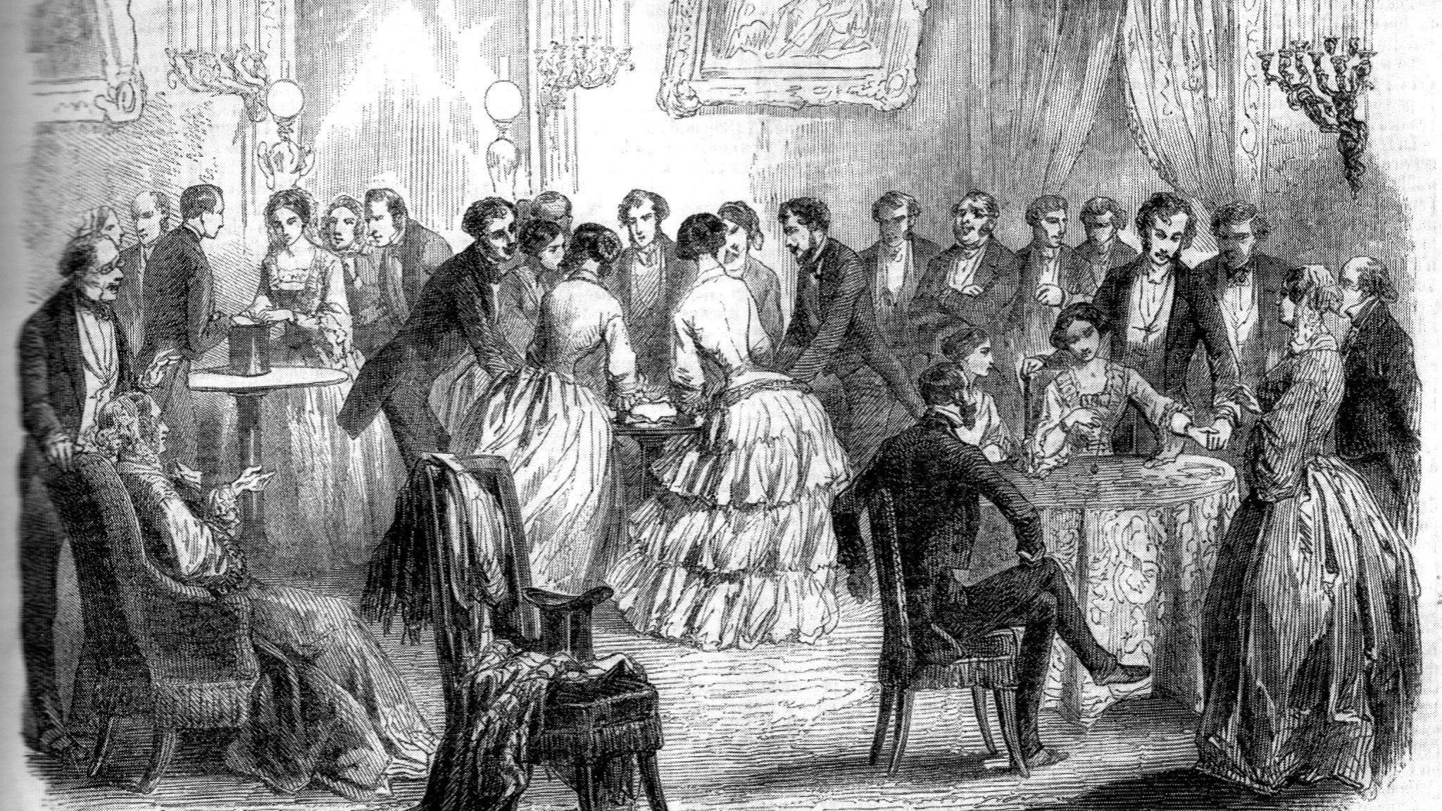 Spöksamtal och hypnotisörer