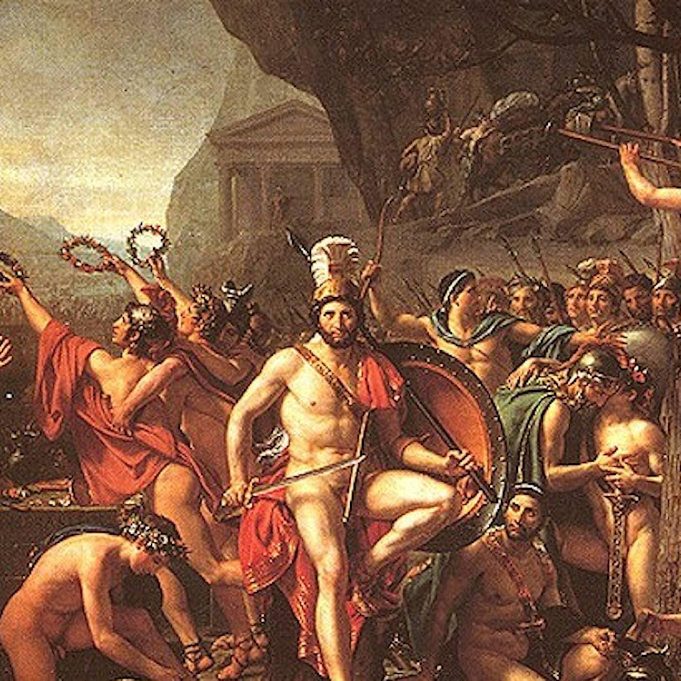 Slagen vid Thermopyle och Salamis