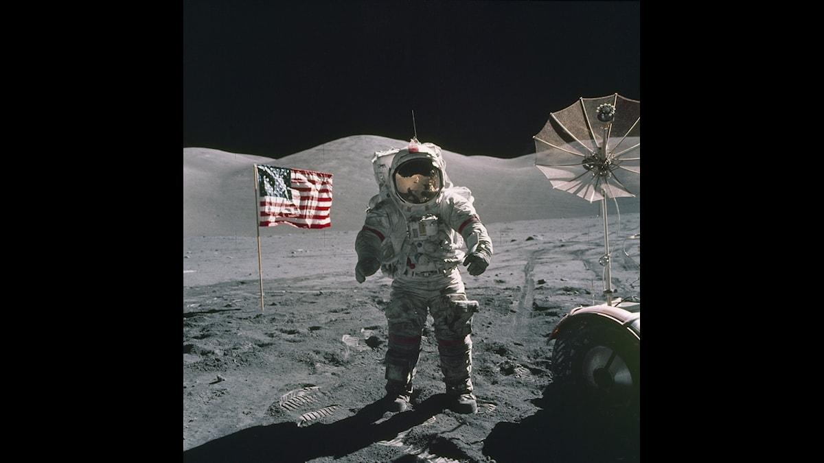 Månen och asteroiderna tycks bli allt intressantare objekt för privata aktörer, trots femtioårigt Rymdavtal som garanterar att rymden tillhör oss alla.