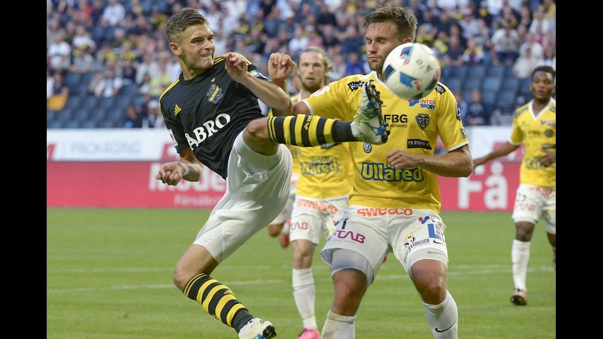 Allsvenskan berättar om hur svensk lokalpatriotism utvecklats.