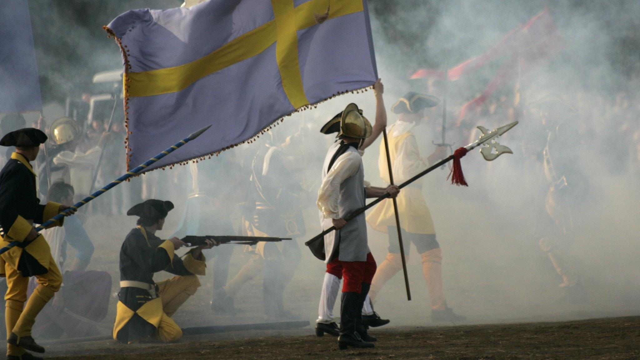 Freden i Nystad 1721 lär oss om dagens konflikter