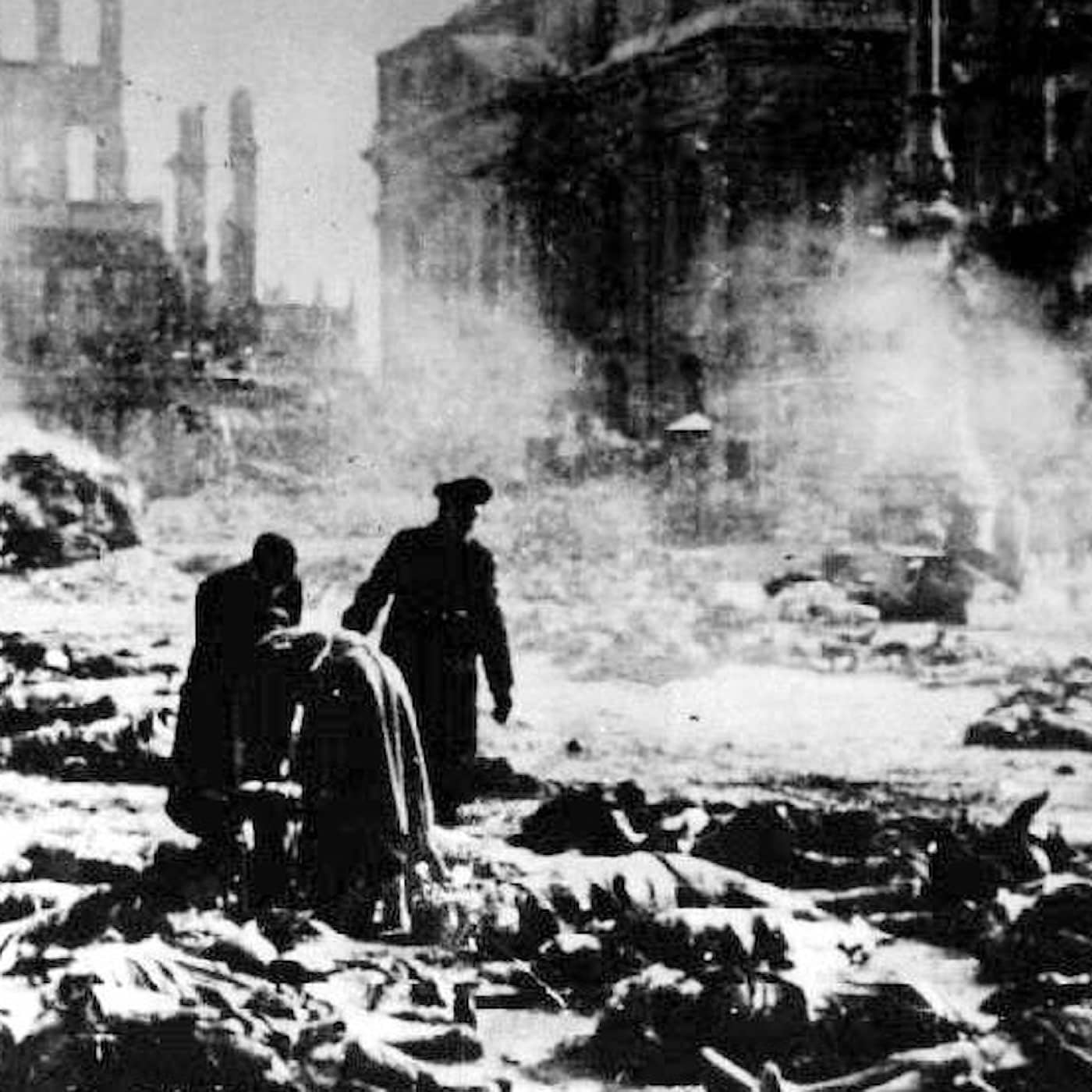 När Tyskland brann – bombningen av Dresden 1945
