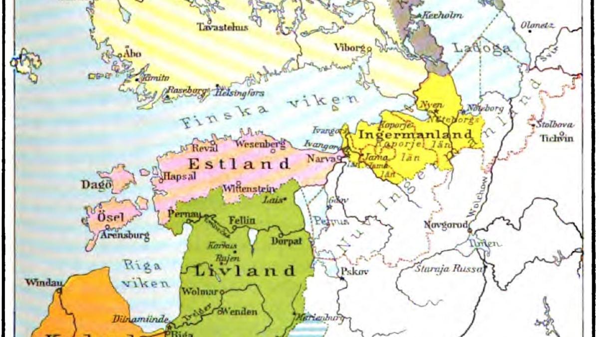 Vid Stolbova säkrade Sverige det inre av Finska viken och la grundstenen för stormaktsprojektet.