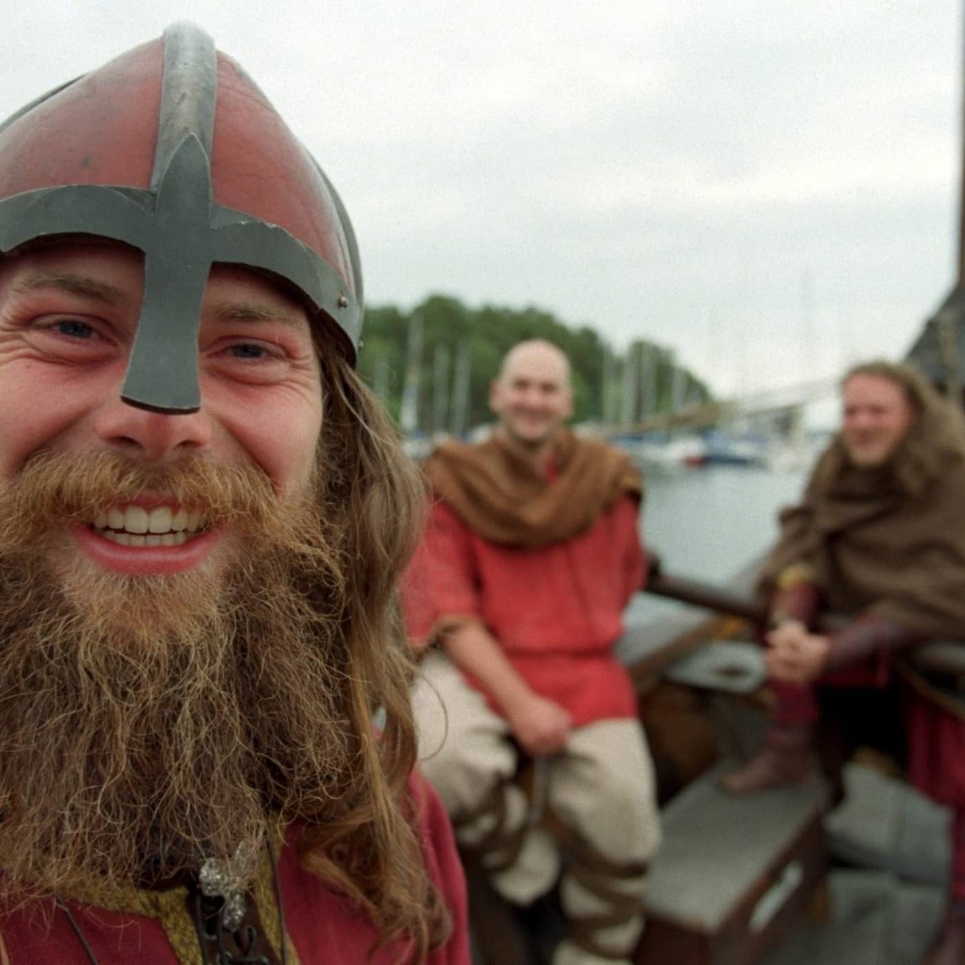 Så pratade vikingarna