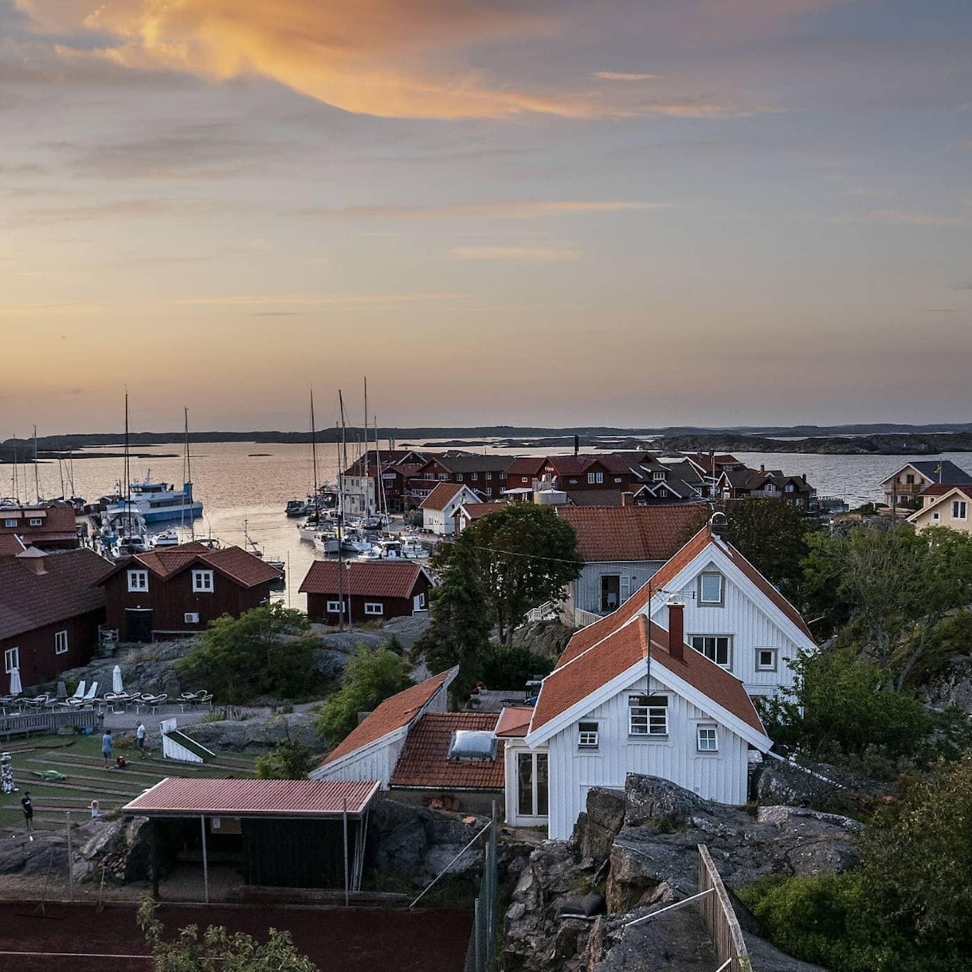 Vikingakungar och romerska köpmän – Bohusläns historia