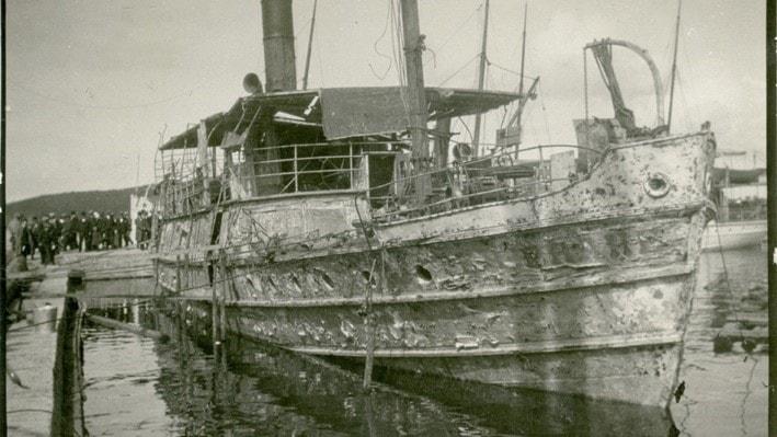 Fartygskatastrofen Per Brahe