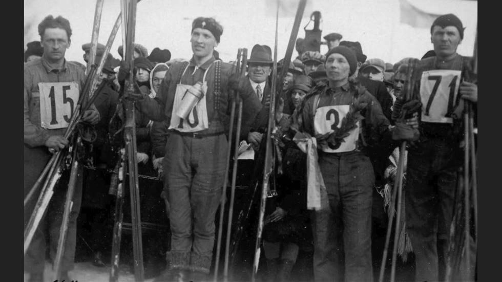 Den samiska triumfen i Vasaloppet 1929