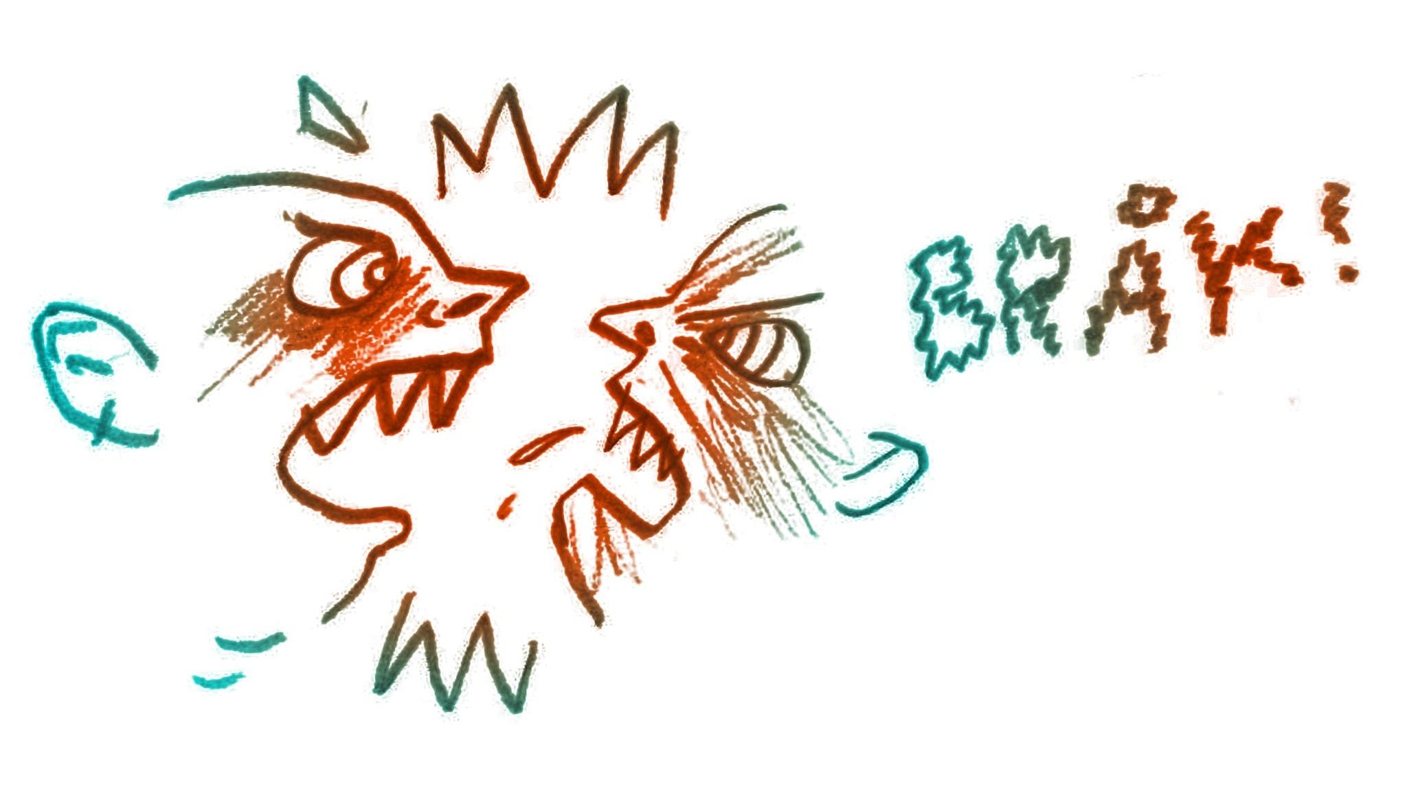 Jag är så arg hela tiden!