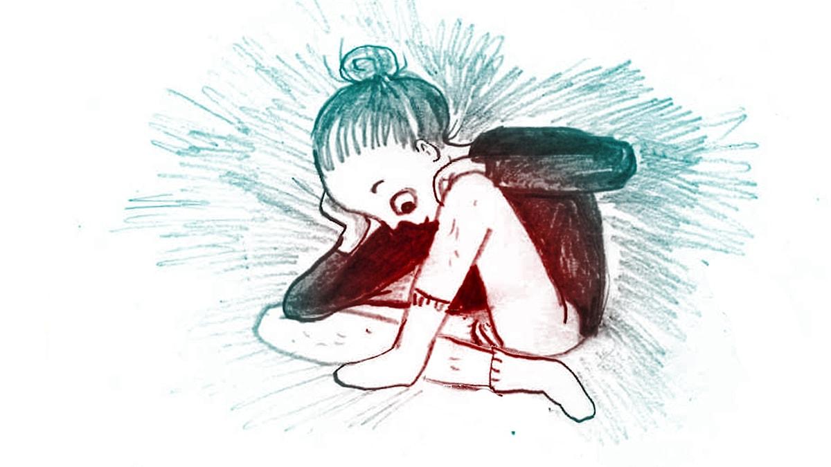1000 modiga frågor, illustration: Matilda Ruta