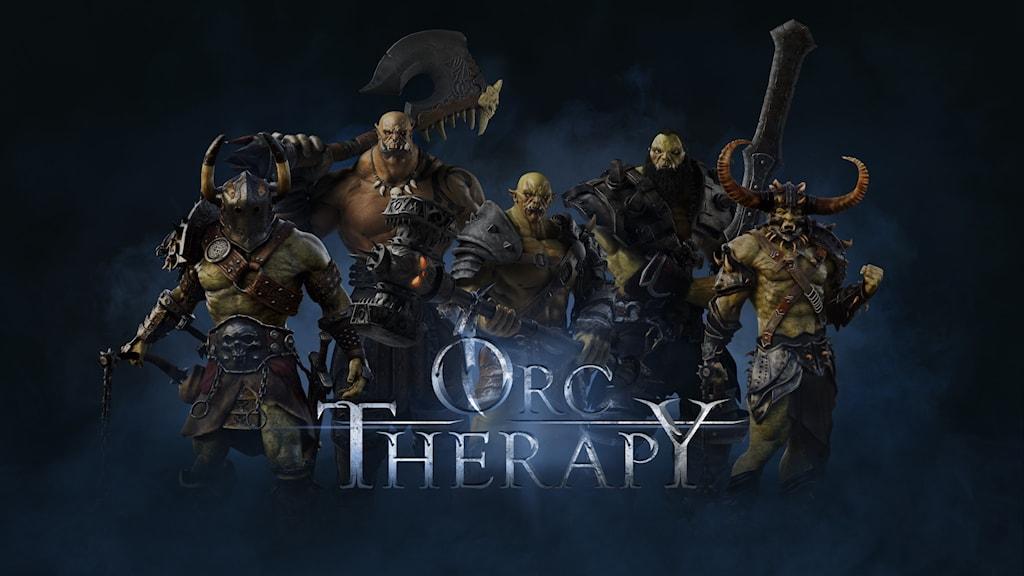 Orcher i World of Warcraft.